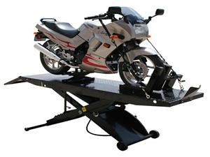 08 Elevador neumático para motocicleta HT-CYCLELIFT